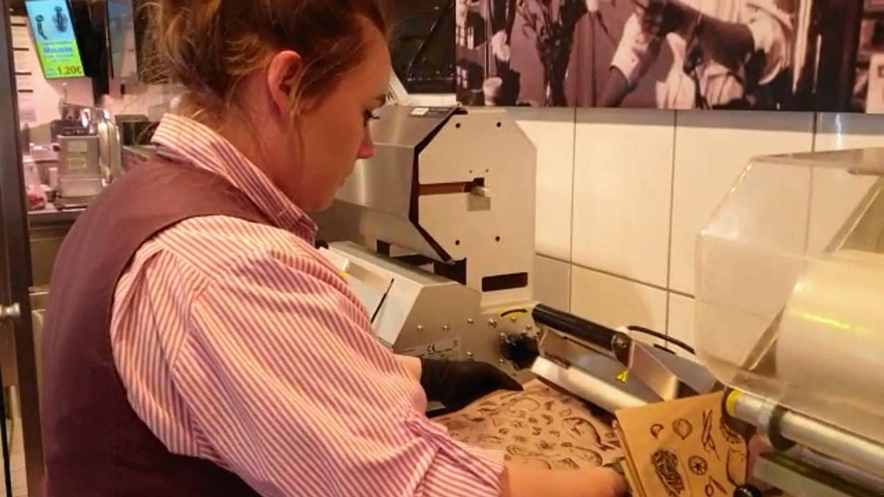 Neue innovative Schweißgereäte für Frischfleischverpackung